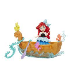 Mini-Boneca-e-Barquinho---Disney-Princesas---Little-Kingdom---Barco-dos-Sonhos-da-Ariel---Hasbro