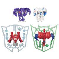 Conjunto-4-Mini-Figuras---Transformers-Rescue-In-Disguise---Mini-cons---Serie-1---Hasbro