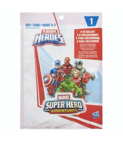 Mini-Figura---Playskool-Heroes---Marvel-Super-Heroes-Adventure---Serie-1---Hasbro