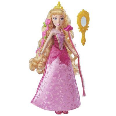 Boneca-Articulada---Disney-Princesas---Lindos-Penteados---Aurora---Hasbro