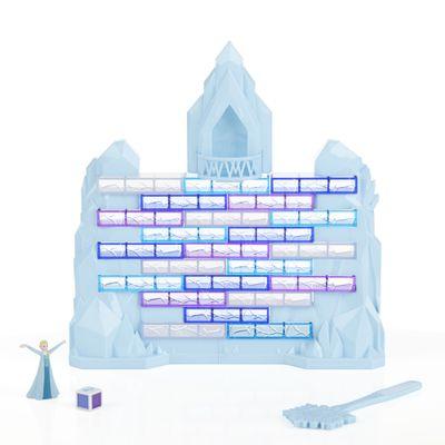 Jogo Jenga - Disney Frozen - Castelo da Elsa - Hasbro