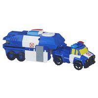 Figura-Transformavel---Playskool-Heroes---Transformers-Rescue-Bots---Chase-Caminhao-de-Policia---Hasbro