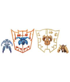 Conjunto-4-Mini-Figuras---Transformers-Rescue-In-Disguise---Mini-cons---Serie-3---Hasbro