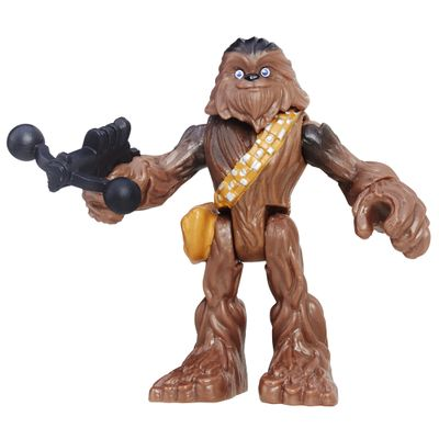 Boneco Mini Chewbacca Star Wars Hasbro