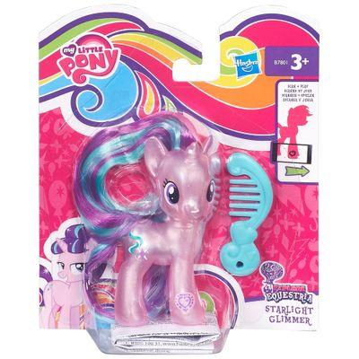 Figura My Little Pony - Explore Equestria - Starlight Glimmer - Hasbro
