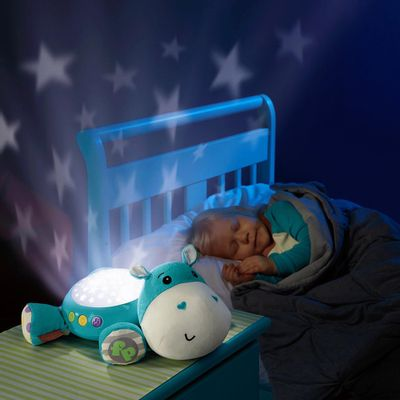 Projetor de Luzes - Hipopótamo - Fisher-Price