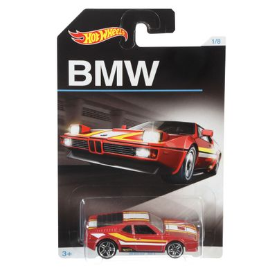 Veículos Hot Wheels - Série Clássicos BMW - BMW M1 - Mattel