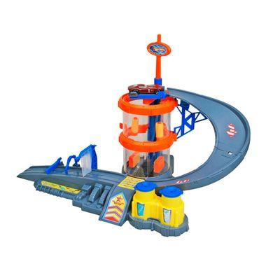 Conjunto de Pistas - Hot Wheels - Super Lava-Rápido com Veículo - Mattel