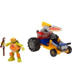 Mega-Bloks---Tartarugas-Ninja---Veiculo-Pizza-Racer-do-Mikey---Mattel