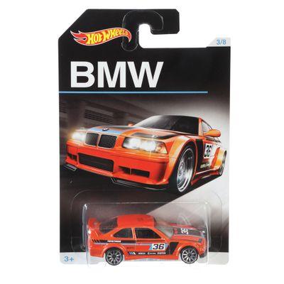 Veículos Hot Wheels - Série Clássicos BMW - BMW E36 M3 Race - Mattel