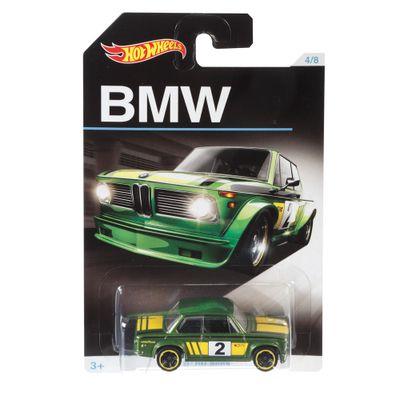 Veículos Hot Wheels - Série Clássicos BMW - BMW 2002 - Mattel