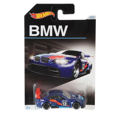 Veículos Hot Wheels - Série Clássicos BMW - BMW M3 GT2 - Mattel
