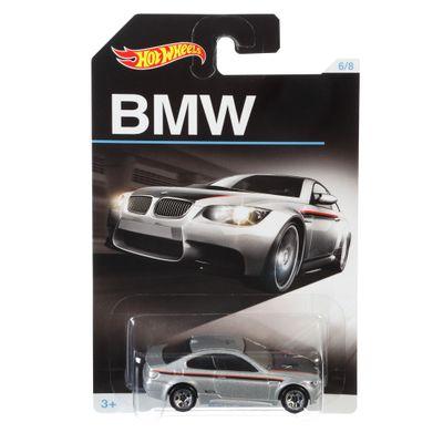 Veículos Hot Wheels - Série Clássicos BMW - BMW M3 - Mattel