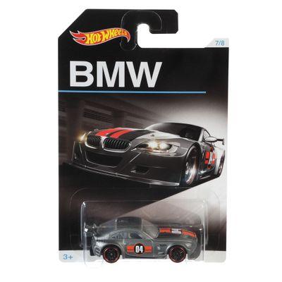 Veículos Hot Wheels - Série Clássicos BMW - BMW Z4 M - Mattel