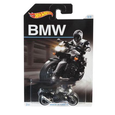 Veículos Hot Wheels - Série Clássicos BMW - BMW K1300 R - Mattel