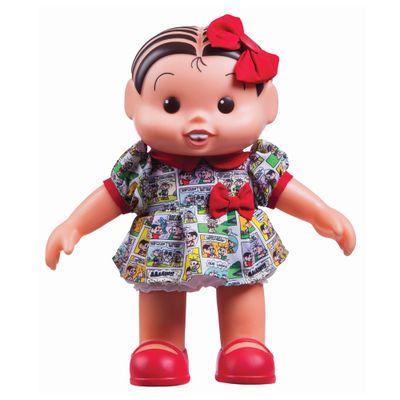 Boneca - Mônica Quadrinhos - 34 cm - Turma da Mônica - Multibrink