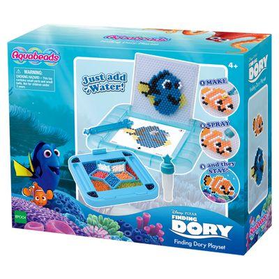 Estúdio Aquabeads - Procurando Dory - Disney - Epoch