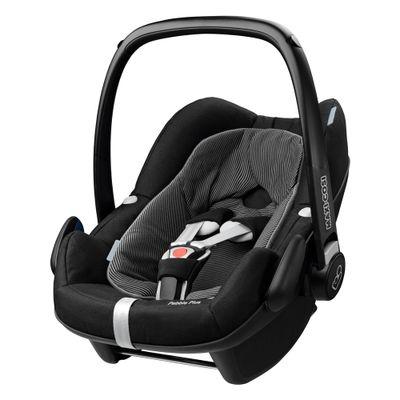 Bebê Conforto Pebble Plus de 0 a 13 kg - Black Raven - Maxi-Cosi