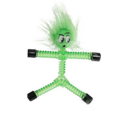 Mini-Figura-Magnetica---Magno-Z---Verde---Teo---DTC