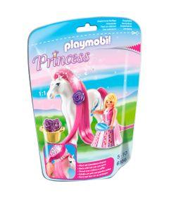 Playmobil---Soft-Bags-Princess---Princesa-com-Cavalo---6166---Sunny