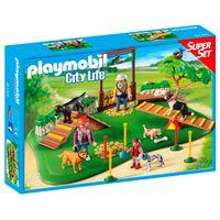 Playmobil---City-Life---Super-Set---Adestradores---6145---Sunny