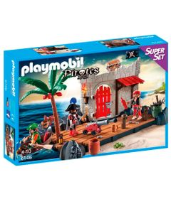 Playmobil---Pirates---Super-Set---Torre-do-Tesouro---6146---Sunny