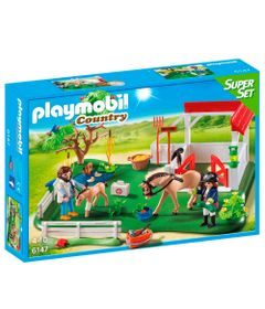 Playmobil---Country---Super-Set---Parque-dos-Cavalos---6147---Sunny