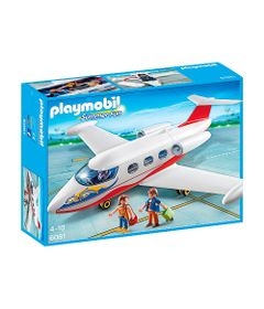 Playmobil---Summer-Fun---Aviao-com-Passageiros---6081---Sunny