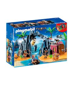 Playmobil---Pirates---Ilha-do-Tesouro-Pirata---6679---Sunny