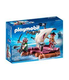 Playmobil---Pirates---Jangada-com-Piratas---6682---Sunny