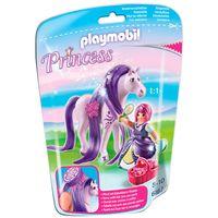Playmobil---Soft-Bags-Princess---Princesa-com-Cavalo---6167---Sunny