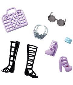 Acessorios-Barbie---Bolsas-e-Sapatos---Serie-11---Mattel