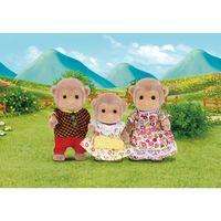Sylvanian-Families---Familia-dos-Macacos---Noz---Epoch