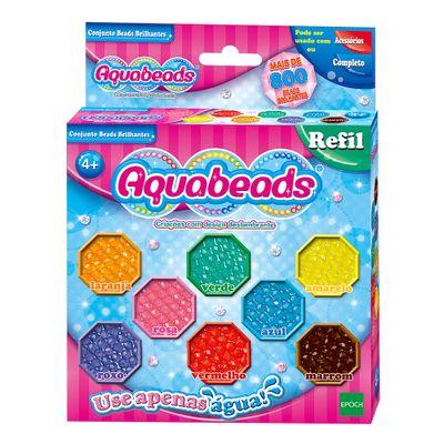 Conjunto Aquabeads - Beads Brilhantes - Epoch