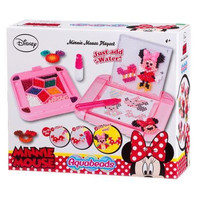 Conjunto Aquabeads - Minnie Mouse - Disney - Epoch