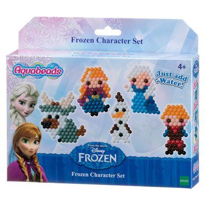Conjunto Aquabeads - Disney Frozen Character - Epoch