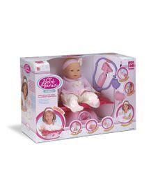 Boneca---Mini-Bebe-Mania---33-cm---Pediatra---Roma-Jensen