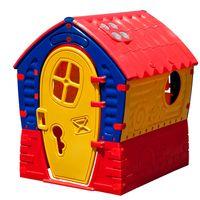 Playground---Casinha-Colorida---New-Toys