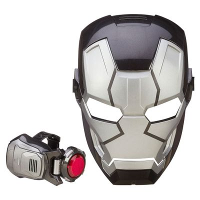 Máscara Eletrônica - Marvel Avengers - Age Of Ultron - Máquina de Guerra - New Toys - Disney