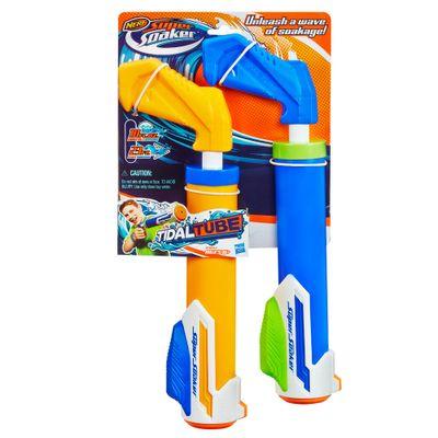 Lançadores de Água - Nerf Tidal Tube - Super Soaker - New Toys