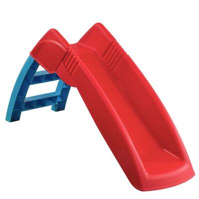 Playground - Escorregador Colorido - New Toys