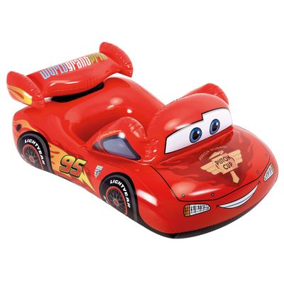Boia Fechada - Disney - Carros - Relampago McQueen - New Toys