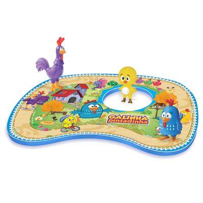 Kit Brinquedos de Banho - Galinha Pintadinha - Líder