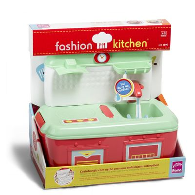 Mini-Cozinha---Fashion-Kitchen---Verde-e-Vermelho---Roma-Jensen