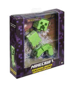 Figura-Minecrat---Creeper-Explosivo---Mattel