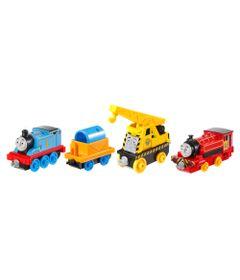 Conjunto-com-04-Locomotivas---Viagem-com-o-Thomas---Thomas---Friends---Fisher-Price