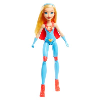 Boneca-DC-Super-Hero-Girls---Treinamento---Supergirl---Mattel