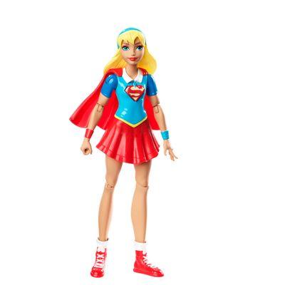 Boneca de Ação - 15 cm - DC Super Hero Girls - Supergirl - Mattel