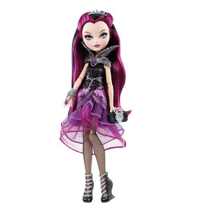 Boneca-Ever-After-High---Primeiro-Capitulo---Raven-Queen---Mattel