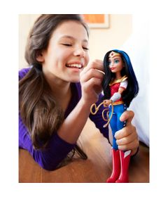 Boneca---DC-Super-Hero-Girls---Wonder-Woman---Mattel